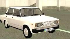 2107 Ucrania para GTA San Andreas