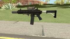 Carbine Rifle V3 (Grip, Silenced, Tactical) para GTA San Andreas