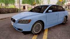 Volvo S40 Blue para GTA San Andreas