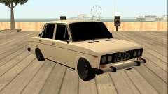 VAZ 2106 Sedán Clásico para GTA San Andreas