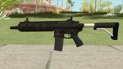 Vom Feuer Carbine Rifle GTA V (Default Clip) para GTA San Andreas