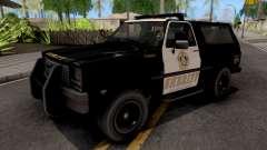 GTA IV Declasse Sheriff Rancher IVF