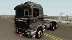 Scania 124G (Policia Militar) para GTA San Andreas