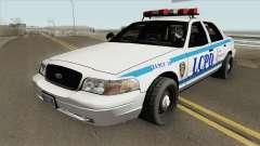 Ford Crown Victoria LCPD (SA Style) para GTA San Andreas