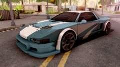 Infernus M3 GTR Most Wanted Edition v2 para GTA San Andreas