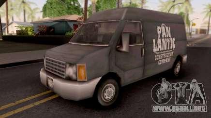 Panlantic GTA III para GTA San Andreas