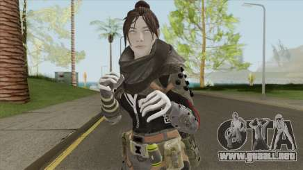 Apex Legends: Default Wraith para GTA San Andreas