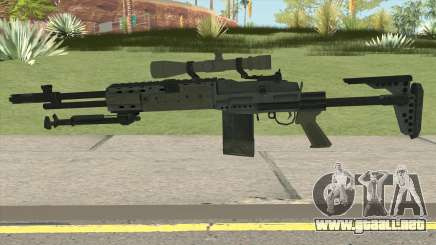 MK 14 (PUBG) para GTA San Andreas