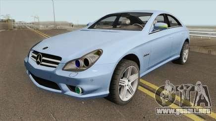 Mercedes-Benz CLS 55 AMG para GTA San Andreas