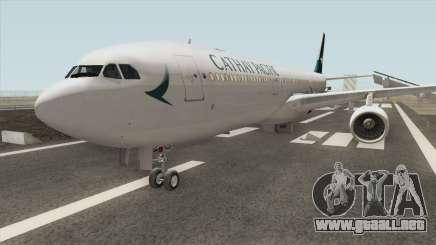 Airbus A330-300 RR Trent 700 (Air Canada) para GTA San Andreas