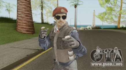 Colussus Militia V3 (Call Of Duty: Black Ops II) para GTA San Andreas