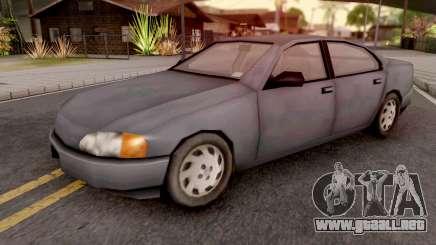 FBI Kuruma from GTA 3 para GTA San Andreas