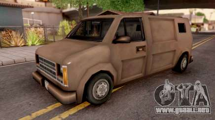 Rumpo from GTA 3 para GTA San Andreas