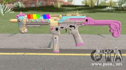 Call Of Duty Black Ops 4: GKS (Tactical Unicorn) para GTA San Andreas