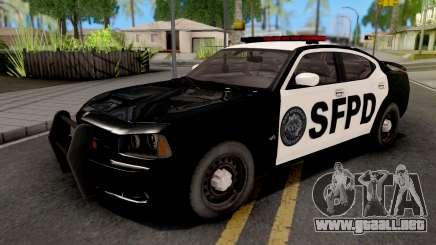 Dodge Charger SRT 8 Police para GTA San Andreas