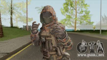 Merc V3 (Call of Duty: Black Ops II) para GTA San Andreas