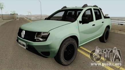Renault Duster Oroch 2015 para GTA San Andreas