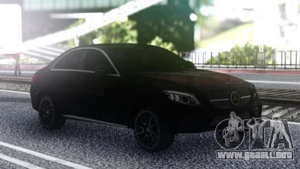 Mercedes-Benz AMG E53 para GTA San Andreas