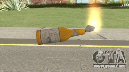 Molotov Cocktail (CoD: MW 3) para GTA San Andreas