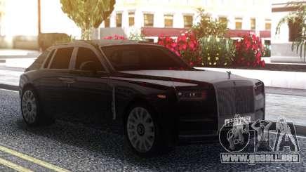 ROLLS-ROYCE PHANTOM VIII 8 para GTA San Andreas