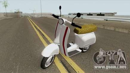 Faggio GTA V para GTA San Andreas