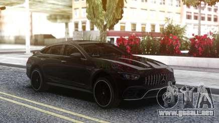 Mercedes-Benz AMG GT 4 Door para GTA San Andreas