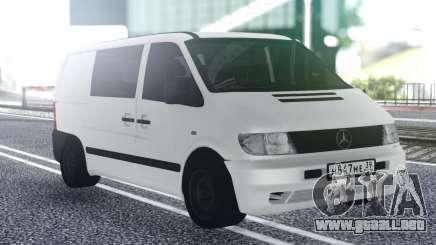 Mercede-Benz Vito para GTA San Andreas