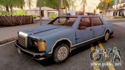 Washington GTA VC Xbox para GTA San Andreas