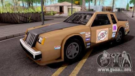Hotring Racer B GTA VC Xbox para GTA San Andreas