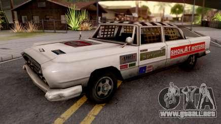 Bloodring Banger A from GTA VC para GTA San Andreas