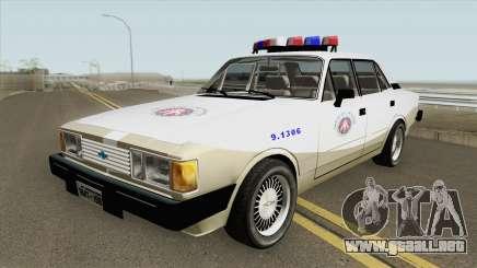 Chevolet Opala 1987 PMBA para GTA San Andreas