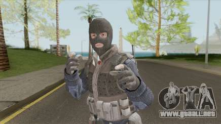 Colussus Militia V1 (Call Of Duty: Black Ops II) para GTA San Andreas