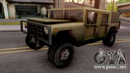 Patriot from GTA VC para GTA San Andreas