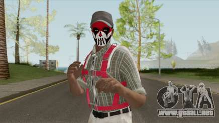 Black Guy Skin V1 para GTA San Andreas
