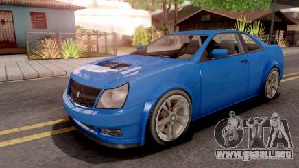 Albany Magallanica GTA IV EFLC para GTA San Andreas