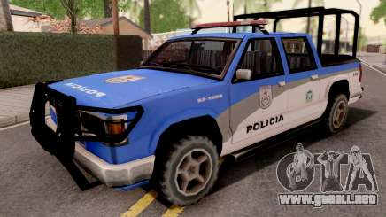 Yosemite Military Police of Rio de Janeiro para GTA San Andreas