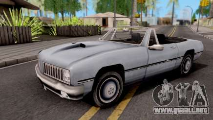 Stallion GTA VC Xbox para GTA San Andreas
