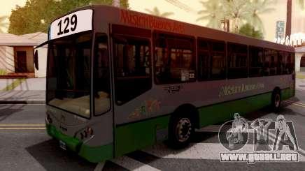 Metalpar Iguazu 1718 S-LB Linea 129 Mision Bueno para GTA San Andreas