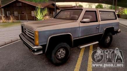 Rancher from GTA VC para GTA San Andreas