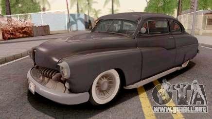 Mercury Eight Custom (9CM-72) 1949 HQLM para GTA San Andreas