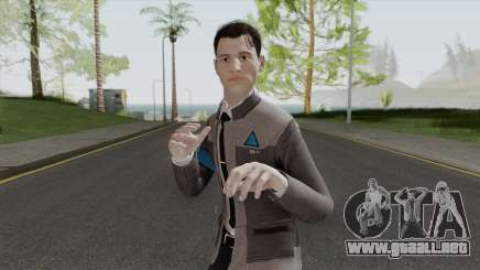 Detroit Become Human Connor RK800 para GTA San Andreas