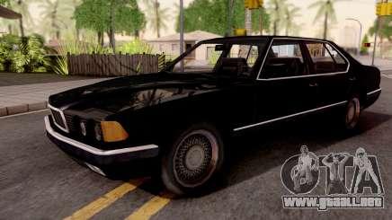 Ubermacht Oracle 1992 para GTA San Andreas