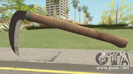 Sickle (PUBG) para GTA San Andreas
