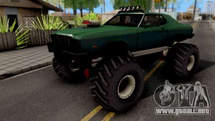 Ford Gran Torino Monster Truck 1975 para GTA San Andreas