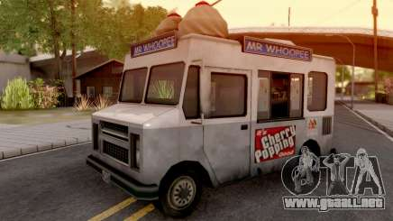 Mr Whoopee from GTA VC para GTA San Andreas
