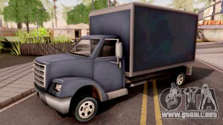 Yankee GTA III Xbox para GTA San Andreas