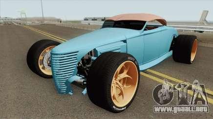 Ford Durty 30 HQ para GTA San Andreas