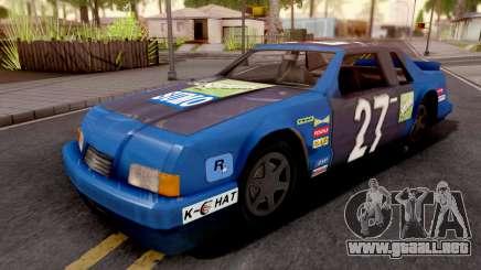 Hotring Racer GTA VC Xbox para GTA San Andreas