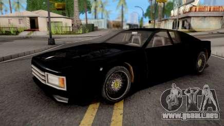 VCPD Cheetah GTA VC Xbox para GTA San Andreas