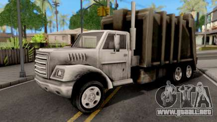Trashmaster GTA VC Xbox para GTA San Andreas